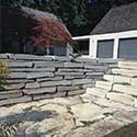 oakhill re-faced stone steps